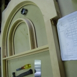 TDL Arch Top in progress